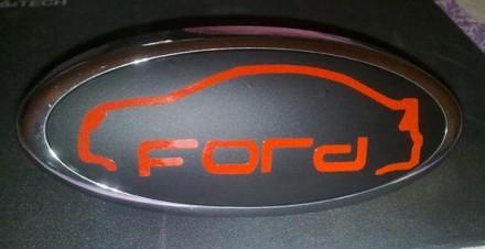 Подсветка заднего номерного знака Ford Connect Форд Конект. Калуш. фото 1
