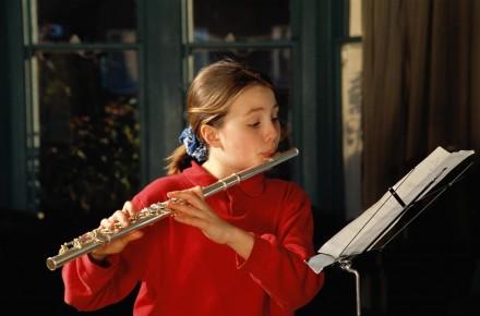 Уроки игры на флейте, Днепр. Днепр. фото 1