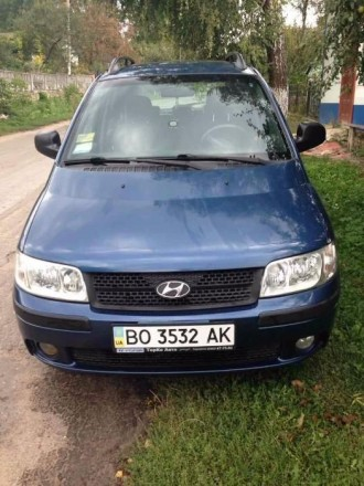 Продам Hyundai Matrix 1.8і. Тернополь. фото 1