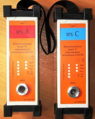 Течеискатель К-10.5м2 предназначен для определения мест утечек в трубопроводах . Киев, Киевская область. фото 3