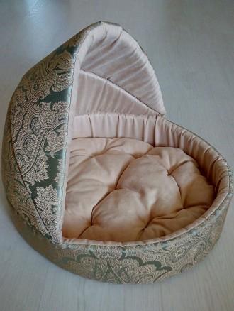 Лежачек лежак лежанка для собак и котов XS, S. Днепр. фото 1