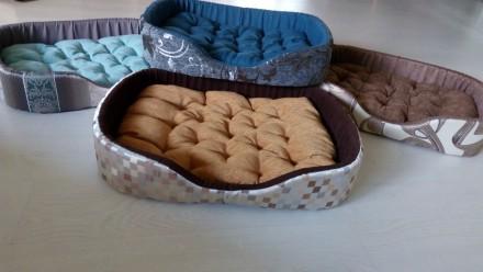 Лежак лежанка для собаки S , М, L. Днепр. фото 1