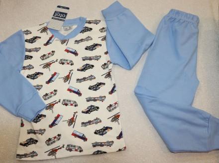 Пижамки на мальчишек. Бердянск. фото 1