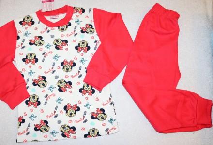 Пижамки на девочек. Бердянск. фото 1