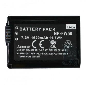 Аккумулятор для Sony NP-FW50, 1620 mAh, ЧИП. Гарантия 1 год!. Киев. фото 1