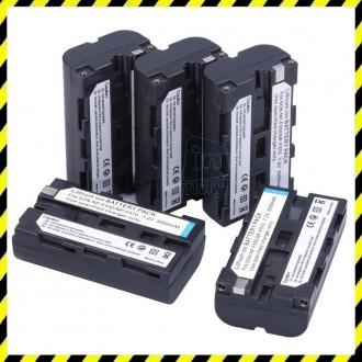 Аккумулятор Сони Sony NP-F550 / NP-F570, 2600mAh. Гарантия 1 год!. Киев. фото 1
