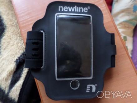описание продукта Логотип Newline Smartphone 4 ''  фитнес чехол для смартфоно. Киев, Киевская область. фото 1