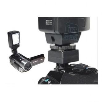 Адаптер переходник JJC MSA-1 Canon Mini Advanced Shoe для Canon камер.. Киев. фото 1