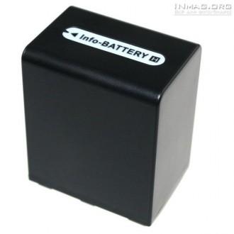 Аккумулятор для видеокамеры Sony NP-FH100, 4200mAh.. Киев. фото 1