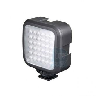 Накамерный компактный светодиодный свет LED-5006 + АБ + З/У.. Киев. фото 1