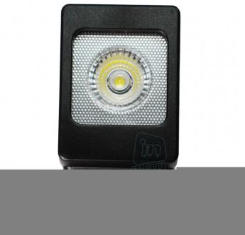 Накамерный компактный светодиодный свет LED-VL013 + АБ + З/У.. Киев. фото 1