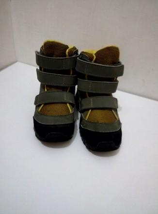 Детские зимние сапоги Adidas. Запорожье. фото 1