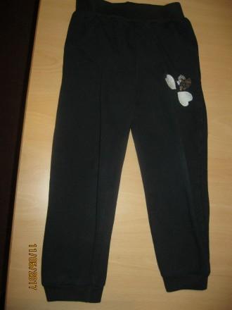 Продам штанишки темно-синего цвета для девочки 3-4 лет р.98см. Чернигов. фото 1