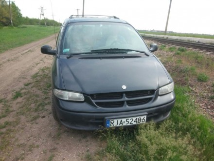 Chrysler turbo Voyager 2.5 D. Киев. фото 1