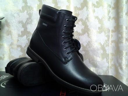 443ad525 ᐈ Стильные зимние сапоги-ботинки Bertoni Распродажа ᐈ Одесса 1620 ...