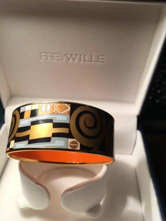 Frey wille браслет «donna» из коллекции «золотая адель» густав климт freywille . Измаил, Одесская область. фото 5