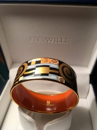 Frey wille браслет «donna» из коллекции «золотая адель» густав климт freywille . Измаил, Одесская область. фото 6