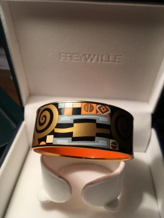 Frey wille браслет «donna» из коллекции «золотая адель» густав климт freywille . Измаил, Одесская область. фото 11