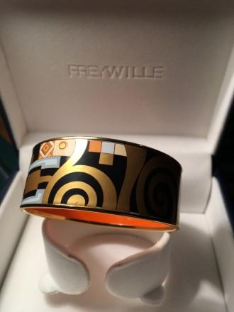 Frey wille браслет «donna» из коллекции «золотая адель» густав климт freywille . Измаил, Одесская область. фото 8