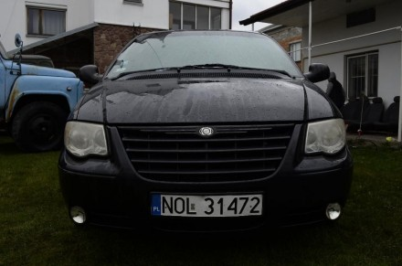 Chrysler Grand Voyajer 2.8CRD. Киев. фото 1
