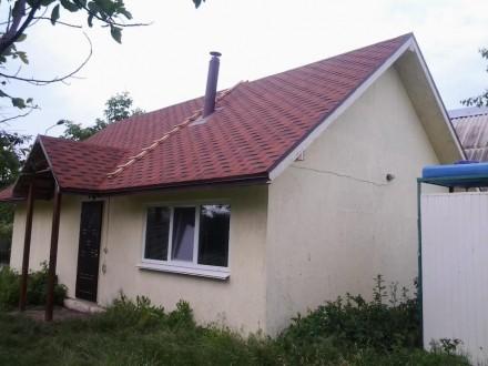 Новый (2013 г.) - (Канадская технология) дом 60 кв.м. с чердаком - мансардой 40 . Киев, Киевская область. фото 4