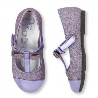 В наличии очень красывые фиолетовые туфельки для девочки от Children's Place (СШ. Луцк, Волынская область. фото 3
