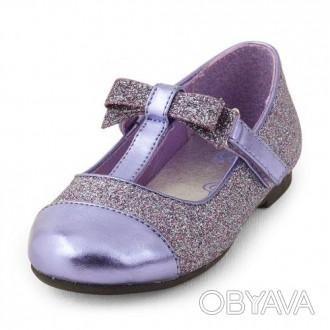 В наличии очень красывые фиолетовые туфельки для девочки от Children's Place (СШ. Луцк, Волынская область. фото 1