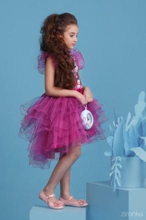 Продам шикарные нарядные комплекты для девочек Рост 128см, 134см, 140см  Блуз. Луцк, Волынская область. фото 4