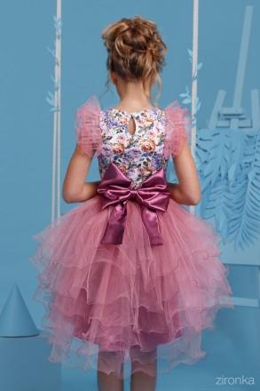 Продам шикарные нарядные комплекты для девочек Рост 128см, 134см, 140см  Блуз. Луцк, Волынская область. фото 7