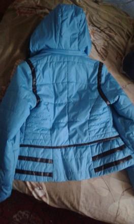 Куртка осень. Житомир. фото 1