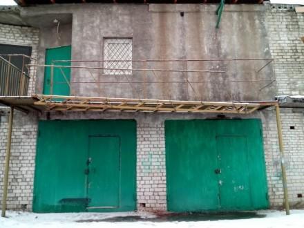 продам двойной трехуровневый гараж. Київ. фото 1