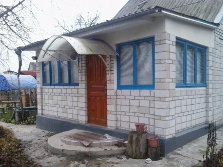 Дачный домик в живописном месте в Сухолесах. Белая Церковь. фото 1