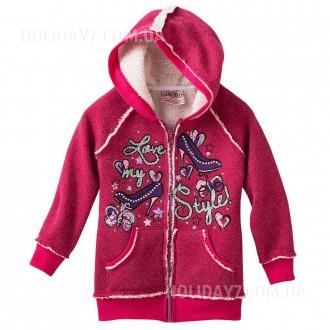 Кофты-худи для девочки Knitworks (США) возраст 4-6 лет. Луцк. фото 1