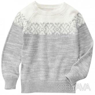 В наличии свитер от Crazy8 (США) для девочек возраст 4 года  60% хлопок, 40% а. Луцк, Волынская область. фото 1