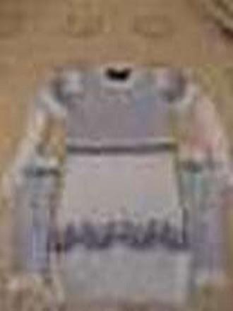 Платье трикотажное вязаное. Николаев. фото 1