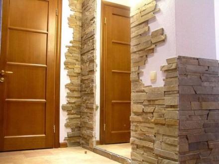Пропонуємо штучний камінь та декоративну цеглу власного виробництва, а також вир. Киев, Киевская область. фото 3
