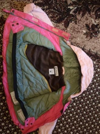 Продам куртку демми   COLUMBIA   , мы носили и зимой. Куртка после одного ребенк. Новоукраинка, Кировоградская область. фото 4