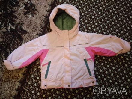 Продам куртку демми   COLUMBIA   , мы носили и зимой. Куртка после одного ребенк. Новоукраинка, Кировоградская область. фото 1