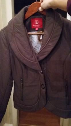 Куртка осенняя женская. Черкассы. фото 1