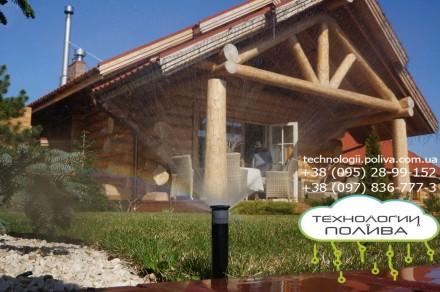 Наша компания «Технологии полива» вот уже 10 лет занимается разработкой и воплощ. Одесса, Одесская область. фото 4
