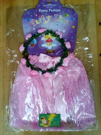 Маскарадный костюм Цветочная фея/ Фея квітів. Чернигов. фото 1