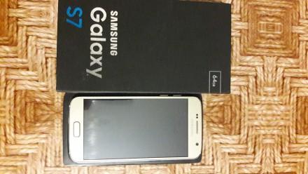 Samsung galaxy s7 64gb Gold. Овидиополь. фото 1