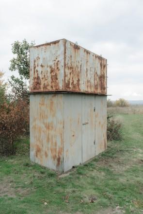 Бак для воды на 4 куба с подставкой.. Запорожье. фото 1
