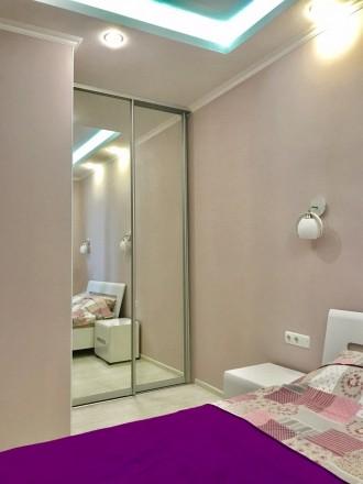 Сдам 1 комнатную квартиру с видом моря в ЖК Южная Пальмира. Квартира общей площа. Аркадия, Одесса, Одесская область. фото 4
