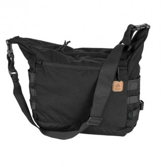 BUSHCRAFT SATCHEL® СУМКА - CORDURA® BLACK. Киев. фото 1