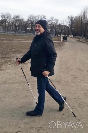 Скандинавская ходьба - уроки с инструктором (Днепр)