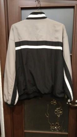 Кофта спорт.мужская 2 XL Бангладеш в идеальном состоянии,качество,приятная ткань. Кривой Рог, Днепропетровская область. фото 3