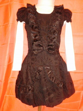 Платье на девочку 5-6 лет. Одесса. фото 1