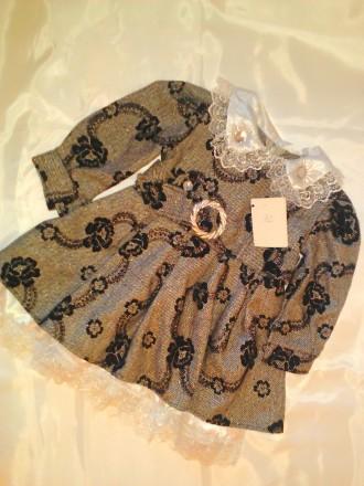 Платье для девочки 2-3 года. Одесса. фото 1