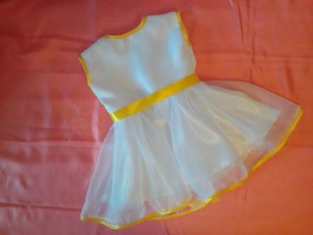 Платье на девочку 2-3 года. Одесса. фото 1
